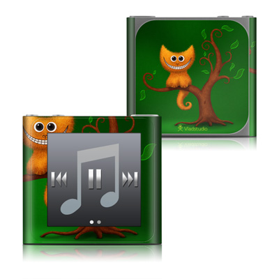 Apple iPod nano (6G) Skin - Cheshire Kitten