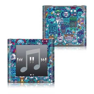 Apple iPod nano (6G) Skin - Cosmic Ray