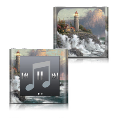 Apple iPod nano (6G) Skin - Conquering Storms