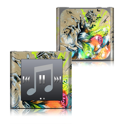 Apple iPod nano (6G) Skin - Dance
