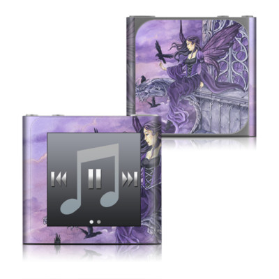 Apple iPod nano (6G) Skin - Dark Wings
