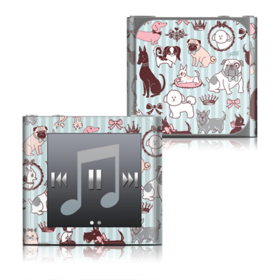 Apple iPod nano (6G) Skin - Doggy Boudoir