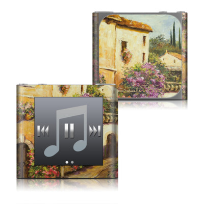 Apple iPod nano (6G) Skin - Via Del Fiori