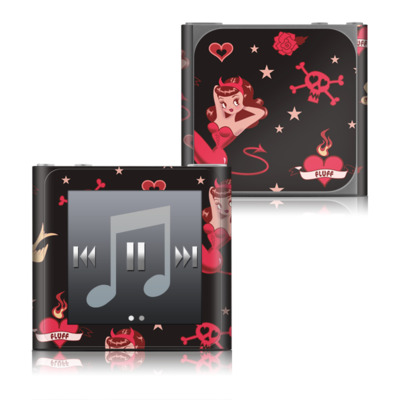 Apple iPod nano (6G) Skin - Devilette