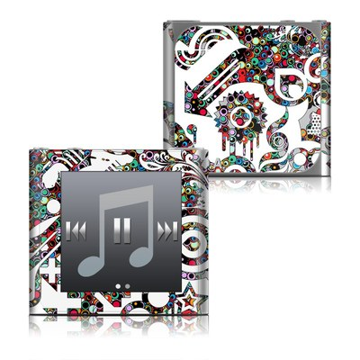 Apple iPod nano (6G) Skin - Dots