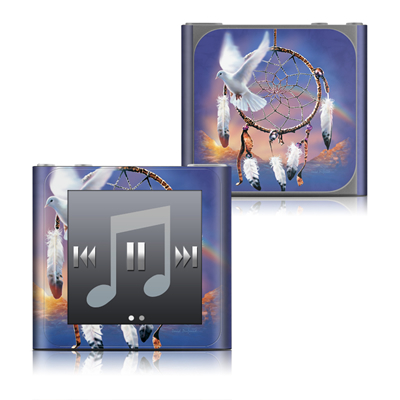 Apple iPod nano (6G) Skin - Dove Dreamer