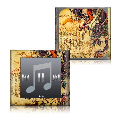 Apple iPod nano (6G) Skin - Dragon Legend