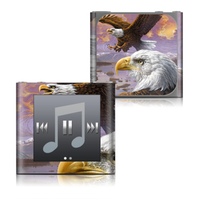 Apple iPod nano (6G) Skin - Eagle