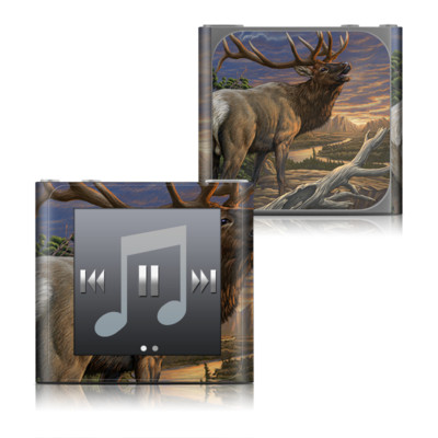 Apple iPod nano (6G) Skin - Elk