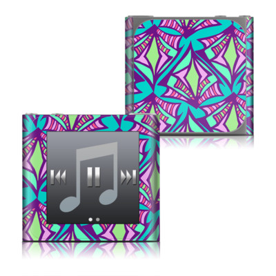 Apple iPod nano (6G) Skin - Fly Away Teal