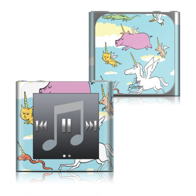 Apple iPod nano (6G) Skin - Fly