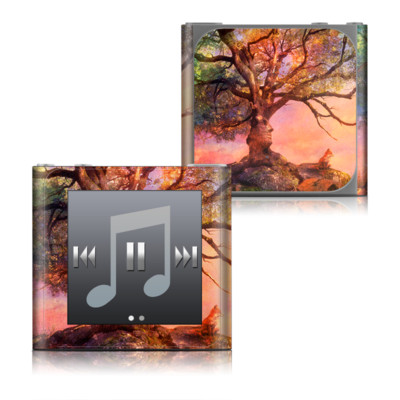 Apple iPod nano (6G) Skin - Fox Sunset