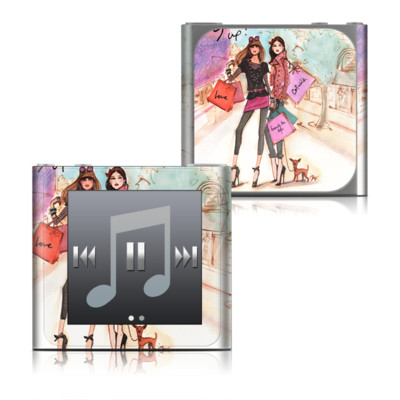 Apple iPod nano (6G) Skin - Gallaria