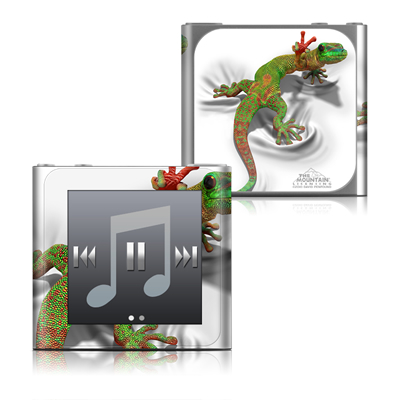 Apple iPod nano (6G) Skin - Gecko