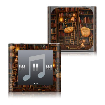 Apple iPod nano (6G) Skin - Google Data Center