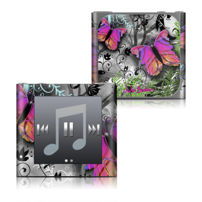 Apple iPod nano (6G) Skin - Goth Forest