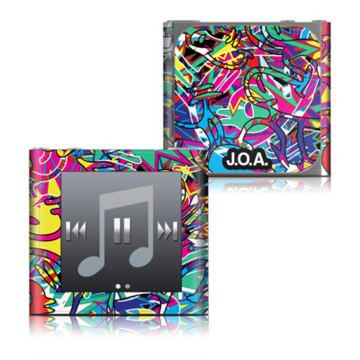 Apple iPod nano (6G) Skin - Graf