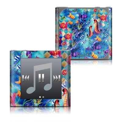 Apple iPod nano (6G) Skin - Harlequin Seascape