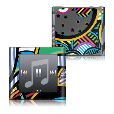 Apple iPod nano (6G) Skin - Hula Hoops