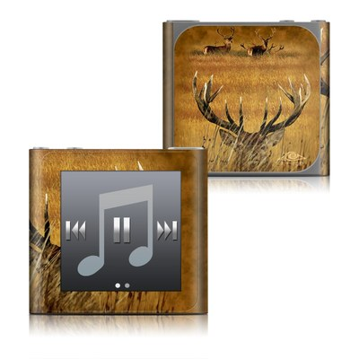 Apple iPod nano (6G) Skin - Hiding Buck
