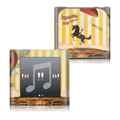 Apple iPod nano (6G) Skin - Impossible