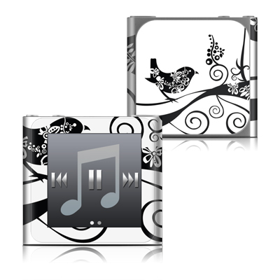 Apple iPod nano (6G) Skin - Little Curly