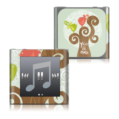 Apple iPod nano (6G) Skin - Two Little Birds