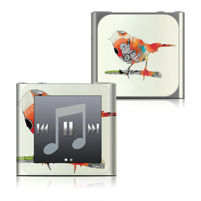 Apple iPod nano (6G) Skin - Little Bird