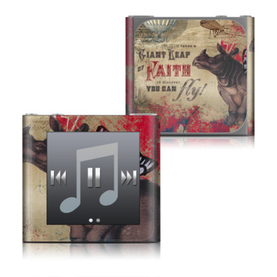 Apple iPod nano (6G) Skin - Leap Of Faith