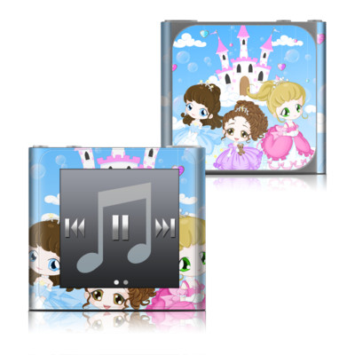 Apple iPod nano (6G) Skin - Little Princesses