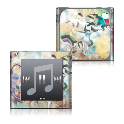 Apple iPod nano (6G) Skin - Lucidigraff