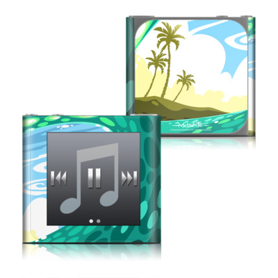 Apple iPod nano (6G) Skin - Lunch Break