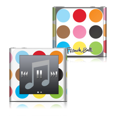 Apple iPod nano (6G) Skin - Multidot