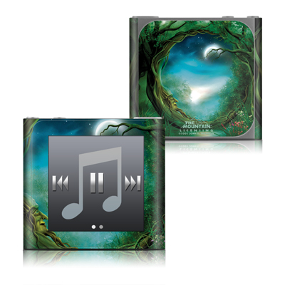 Apple iPod nano (6G) Skin - Moon Tree