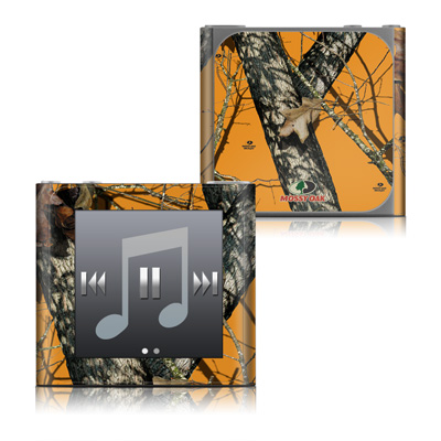 Apple iPod nano (6G) Skin - Blaze