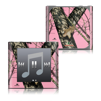Apple iPod nano (6G) Skin - Break-Up Pink