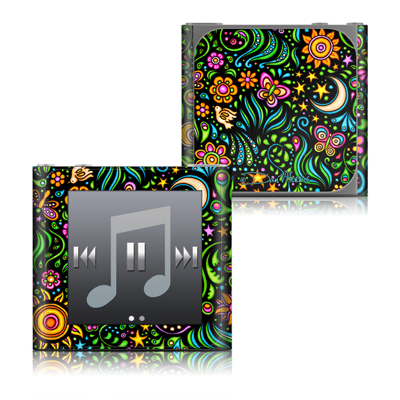 Apple iPod nano (6G) Skin - Nature Ditzy