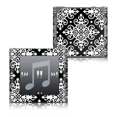 Apple iPod nano (6G) Skin - Noir