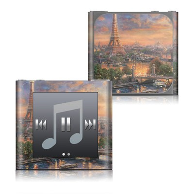 Apple iPod nano (6G) Skin - Paris City of Love