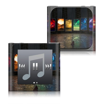Apple iPod nano (6G) Skin - Portals