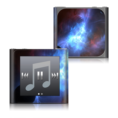 Apple iPod nano (6G) Skin - Pulsar