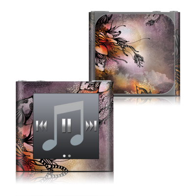 Apple iPod nano (6G) Skin - Purple Rain