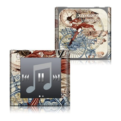 Apple iPod nano (6G) Skin - Royal Excelsior