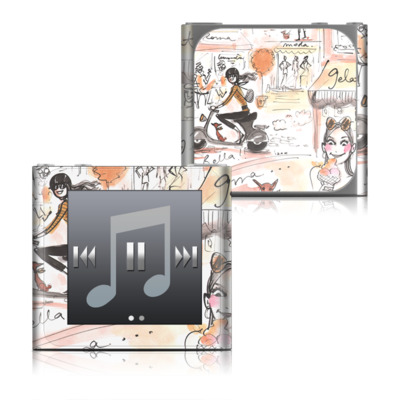 Apple iPod nano (6G) Skin - Rome Scene