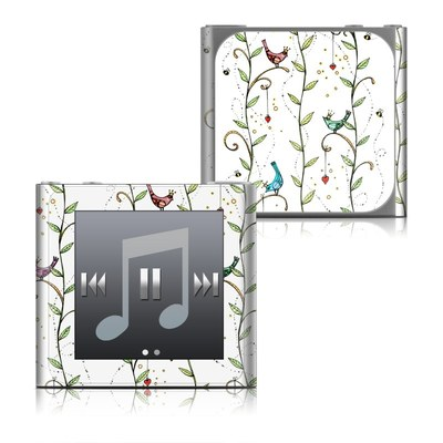Apple iPod nano (6G) Skin - Royal Birds