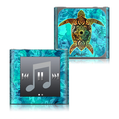 Apple iPod nano (6G) Skin - Sacred Honu