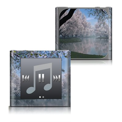 Apple iPod nano (6G) Skin - Sakura