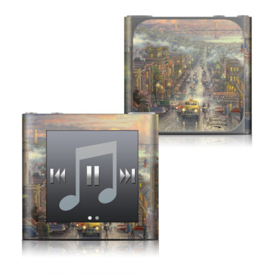 Apple iPod nano (6G) Skin - Heart of San Francisco