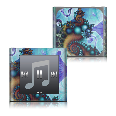 Apple iPod nano (6G) Skin - Sea Jewel