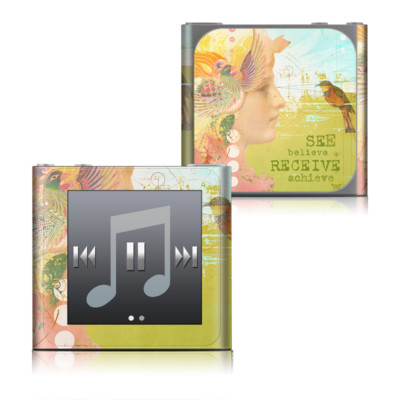 Apple iPod nano (6G) Skin - See Believe